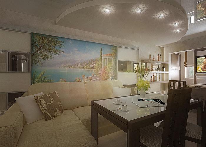 Особенности дизайна двухкомнатных квартир серии копэ и копэ-.